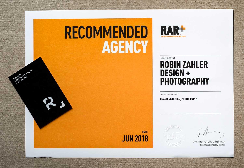 RAR Recommended already!