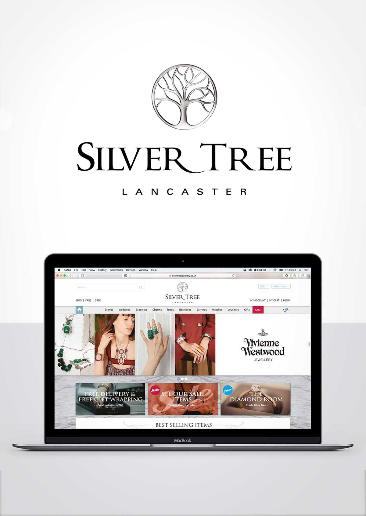 Silver Tree Jewellery