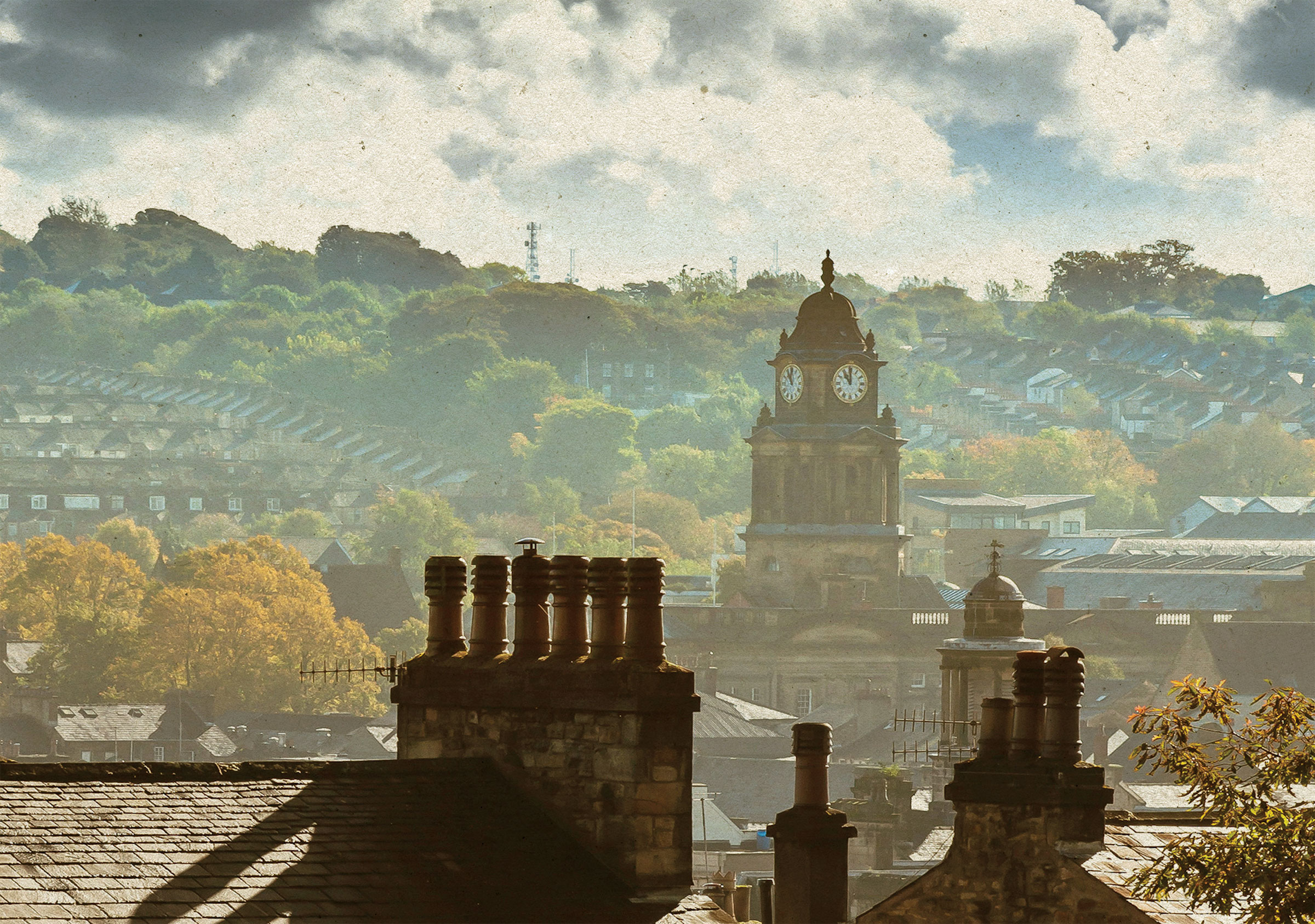 Lancaster - A City For All Seasons