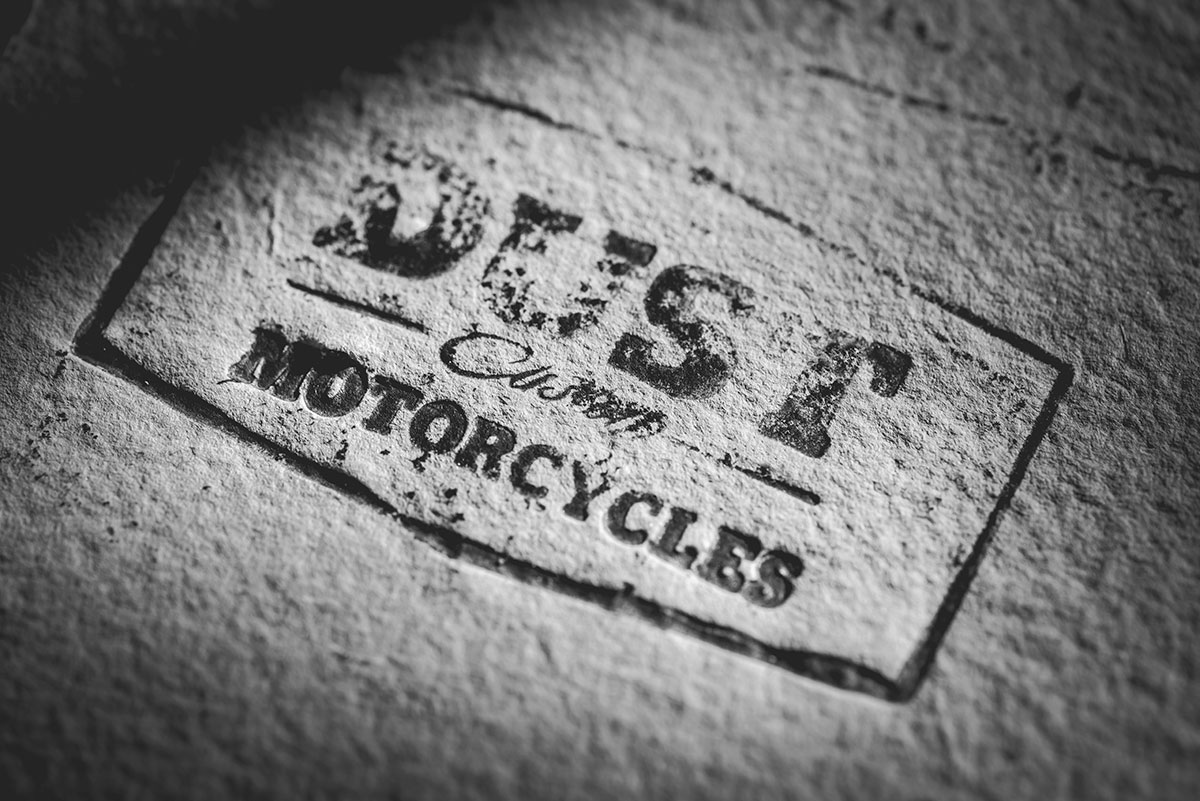 Dust Custom Motorcycles